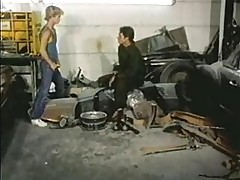 Blond And Mechanic - Vintage Bb