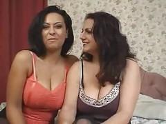Big Natural Horny Moms