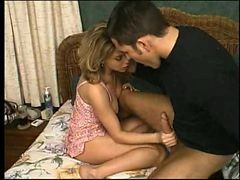 Extreme Teen Initiation - Jessica