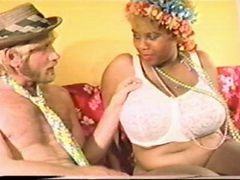 Yolanda And The Bra Salesman