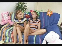 Twin Young Teen Babysitters Earn There B...
