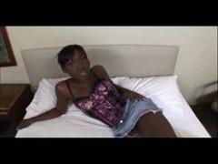 Young Ebony Teen Fucking