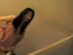 Asian Blowjob And Facial With My C...