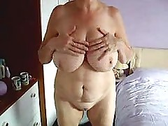 My Busty Mom Fully Nude Selftape...