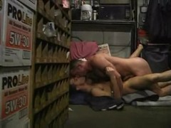Dad And Boy Hot Encounter Sex Fu...