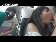 Horny Milf In Geek Bus 01