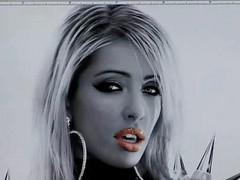 Pretty  Gina Mond- Gangbanged