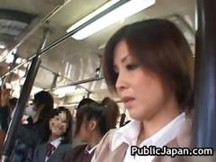 Asian Babe Has Public Sex Part1