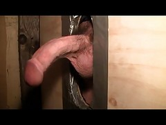Gloryhole Throat Tickler