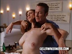 Celeb Mimi Rogers Big Bare Breas...