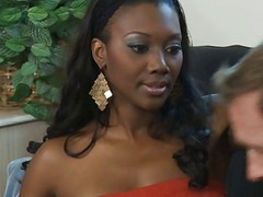 Horny Nyomi Banxxx Get Fuck By H...