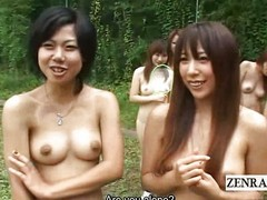 Subtitle National Nude Day Japan...