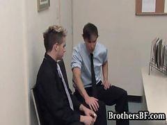 Brad Fucking And Wanking In The Office Part3