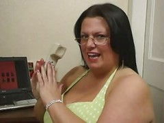 Angel 1- Mature Bbw With Saggy T...