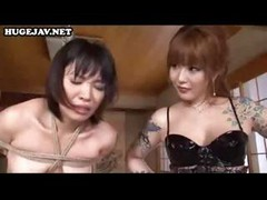 Japanese Slave Girl Gets Herself...