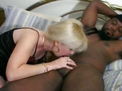 White Blonde Gets Banged And Fuc...