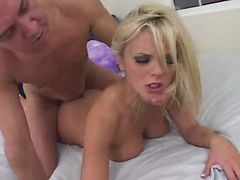 Young Bree Olson Has Good Fun Fucking