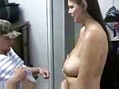 Horny Stepmom