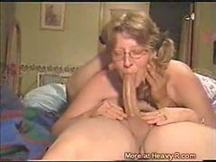 Granny Does Deepthro