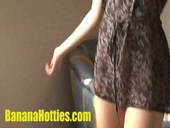 Teen Vendula Comes To Her 1st Casting Ever With Her M...