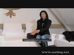 Casting - Mature Babe Is As Wild As It Gets