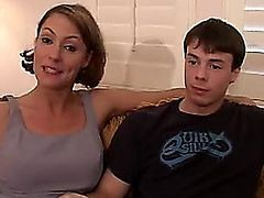 Mommy Loves Cock Saskia