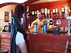 Betty Swollocks Anal Bar Maid