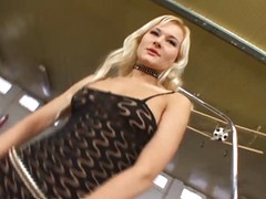 Zlata The Gangbang Slut !!!