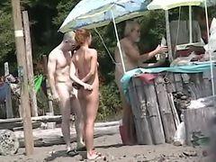 Nudist Beach Canada 1-8