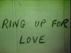 Vintage 70s Us - Ring Up For Lov...