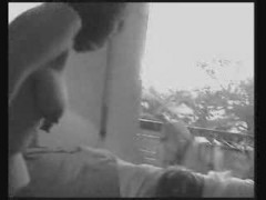 Nude Wife Masturbating In Window