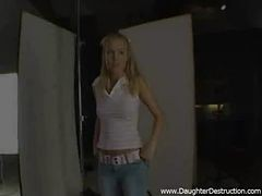 Extreme Teen Daughter