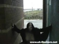 British Emmas Bbw Amateur Pissing Outdoors And Public...