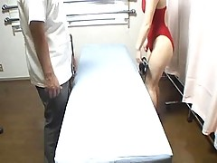 Spycam Massage Of College Swim T...