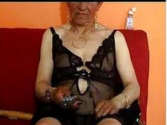 Granny 78 Yo En Cam For My