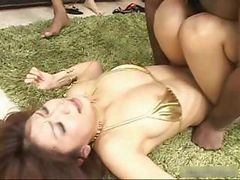 One Interracial Orgy Free Asian Porn Part4