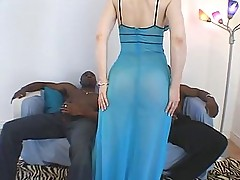 Superb Milf Interracial Threesom...