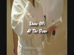 Show Offs At The Door