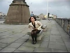 Pantyhose Public Exhibitionism U...