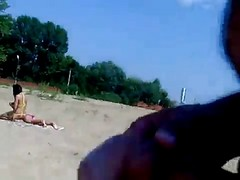 Rus Public Masturb Beach Abuses...
