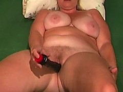 Long Black Dildo