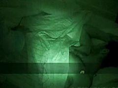 Sleeping Hayden's Nocturnal Emmissions