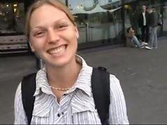 Czech Pigtail Teen Assfuck