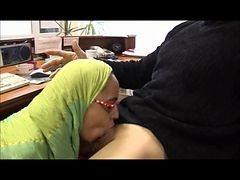 Jamila De Marokkaanse Slet - Part 3