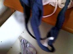 Sisters Thong Collection And Dirty Thongs/clothes