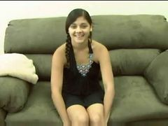 Casting Couch Teen Anal