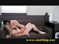 Casting - Mega-tanned Czech Girl Is Desperate For A Job