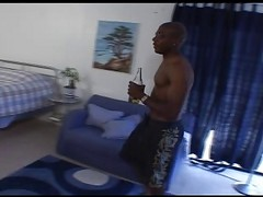 Mandingo Fucks Petite White Slut