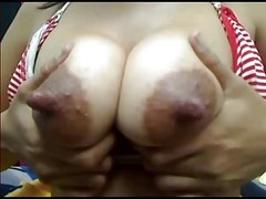 Huge Nippled Girl Lctating On We...