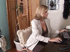 Jodi West Blonde Milf